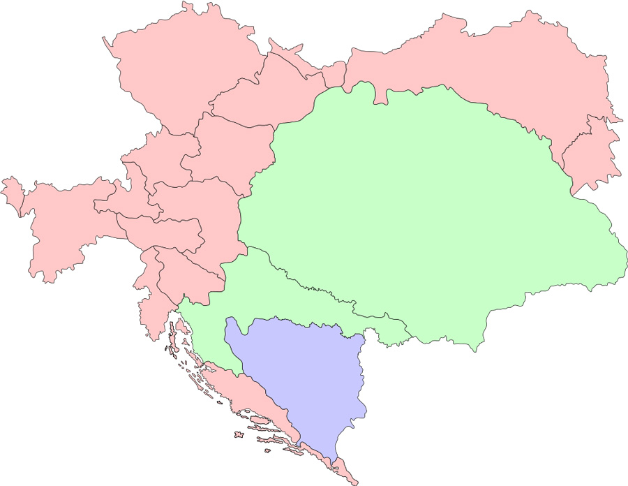 Slovakia Within The Austro Hungarian Empire American Inquiry